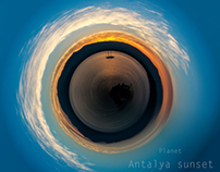 Planet 8: Mediterranean Sunset