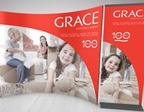 Grace Group Exhibition Graphics