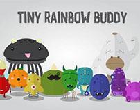 Tiny Rainbow Buddy