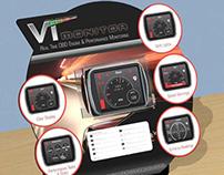 VI Monitor Desktop Display