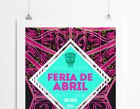 Cartel Feria de Abril