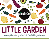 Scotts Miracle Gro Little Garden Kit