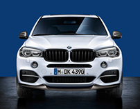 Postproduction BMW MPerformance Studio