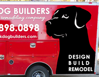 Blackdog Builders Truck Design