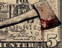 """Creative ideas to promo AL """"Vampire hunter"""""""