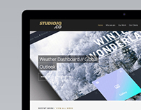STUDIOJQ.co // Website refresh