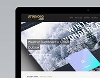 STUDIOJQ.co // Website refresh