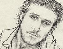 Ryan Gosling Fan Art