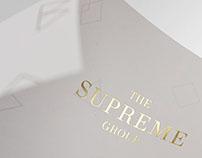 """Corporate Design für """"The Supreme Group"""""""