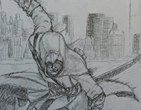 Ubisoft Fan Art Contest: Assassin's Creed
