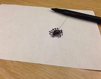 Pen Bugs