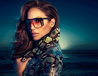 Jennifer Lopez - In Style Magazine 2014