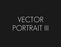 Vector Portrait III