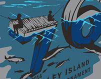 Bailey Island Illustration