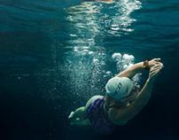 TANYA underwater
