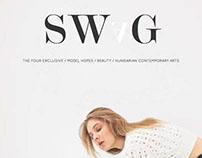 SWAG magazine ISSUE1