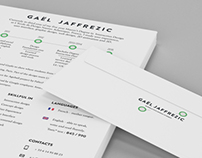 Resume and personal branding