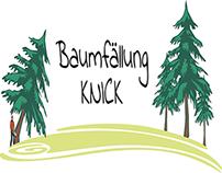 Baumfällung Knick