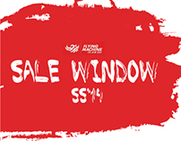 FLYING MACHINE SALE WINDOW SS'14