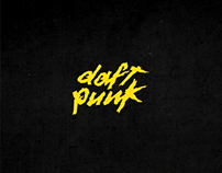 Daft Punk_Mask Vector