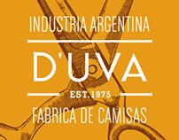 D'UVA - Branding
