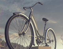 Bicycle Schwinn old 1960