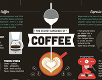 The Secret Language of Coffee