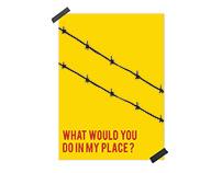 Refugees Have no Choice