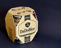 Beer packaging Dado Bier