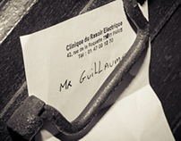 Mr. Guillaume