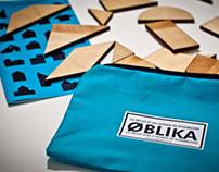 OBLIKA Architectural Puzzle