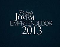 Convite Prêmio Jovem Empreendedor 2013