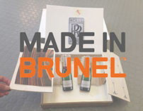 Made in Brunel 24 Hour Design Challenge