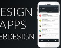 Design Apps / Webdesign - InstaMail