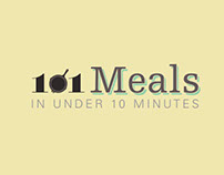 101 Meals Poster
