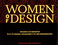 Women of Design Book