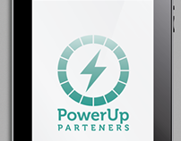 Power Up | Logo
