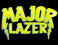 MAJOR LAZER & THE FLYIN' ZION LION OF FREEDOM TEE!