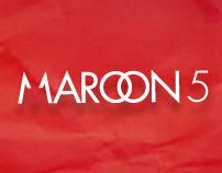 Maroon 5 in Saint-Petersburg