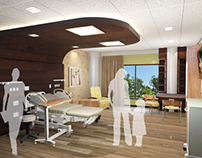 Healthcare Design: Maternity Unit