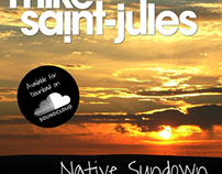 MSJ 'Native Sundown' Release & Social Media Artwork