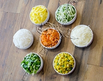 Spring Photoshoot- Bibibop Asian Grill