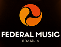 Federal Music – Redesign
