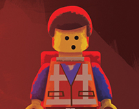 The Lego Movie: Illustration