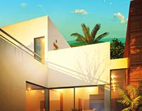 Villa | Exterior Rendering