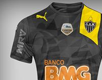 Camisa Fictícia - Clube Atlético Mineiro