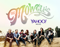 Yahoo Music Posters