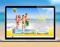 Banana Boat Website
