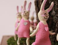 Rabbit Zoetrope
