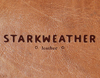 Logo: Starkweather Leather